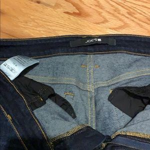 Joes cropped jeans size 31
